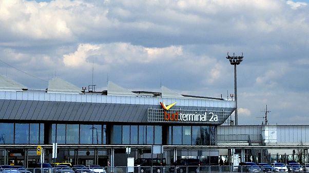 Drón miatt kellett lezárni a budapesti repülőteret