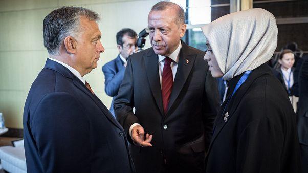 Rontja Magyarország esélyeit a bővítési posztra a törökbarát politika