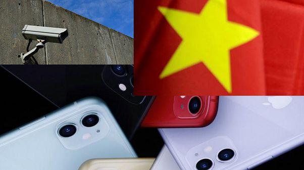 چین فناوری تشخیص چهره برای استفاده از اینترنت موبایل را اجباری میکند