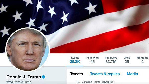 اقدام تازه توییتر برای مقابله با توییتهای ناقض قوانین شخصیتهای سیاسی