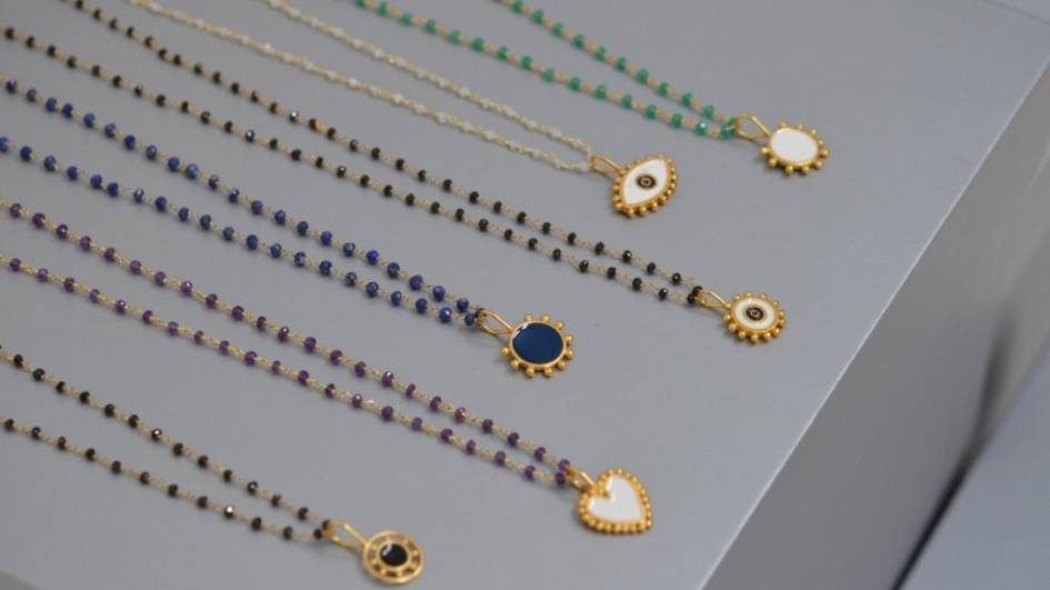 The new capsule jewellery collection launched to help women in need