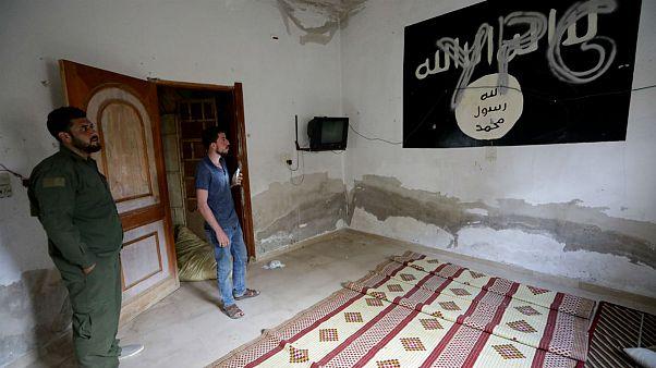 چند اروپایی عضو داعش در عراق و سوریه زندانی هستند؟