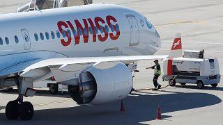 """Swiss """"приземлила"""" свои аэробусы А220"""