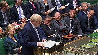Борис Джонсон ищет поддержку у союзников и противников