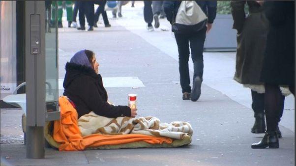Una de cada cinco personas ronda la pobreza en la Unión Europea