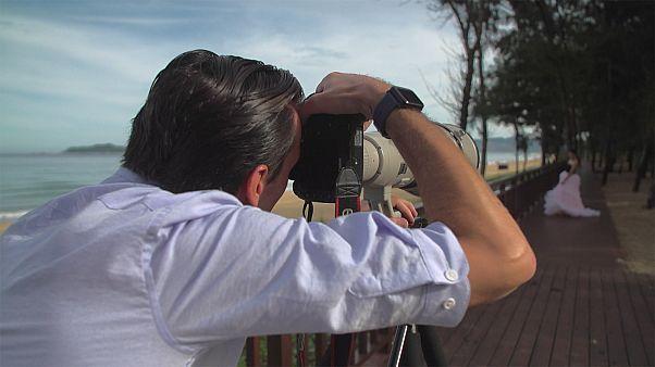 مع شواطئها ومنتجعاتها السياحية تتحول مدينة سانيا لريفييرا الصين