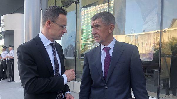 Fellépnek a csehek Törökország ellen az offenzíva miatt
