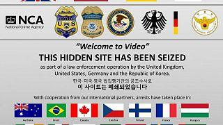 Çocuk pornosu sitesine 38 ülkede polis operasyonu: 337 kişi tutuklandı