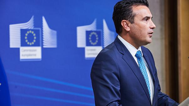 Zoran Zaev, Prime Minister of North Macedonia