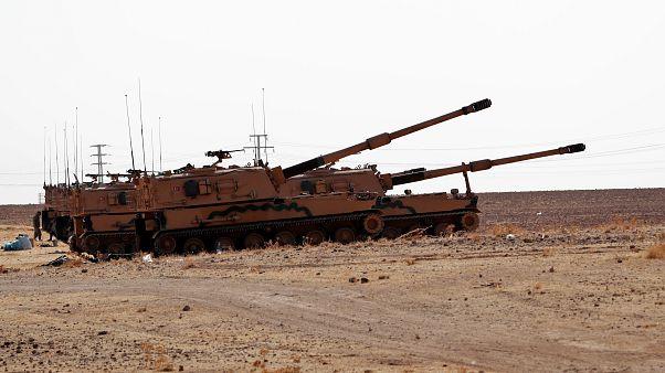 Сирийская армия контролирует курдские территории