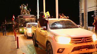 Fuerzas sirias y rusas toman la estratégica ciudad fronteriza de Kobane