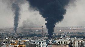 شهر راس العین در شمال سوریه
