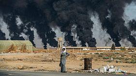 نهمین روز حمله ترکیه به شمال سوریه؛ آمریکا انبار مهمات خود را بمباران کرد