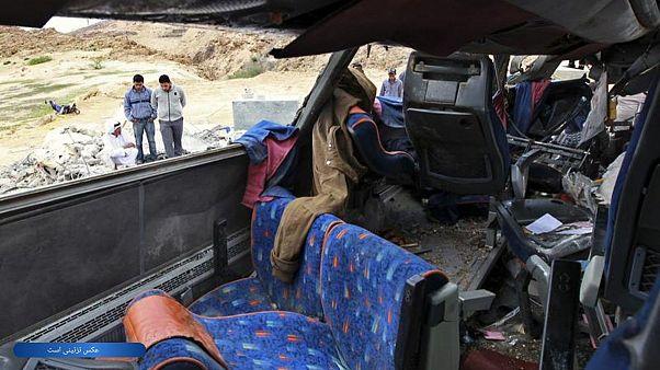 تصادف جادهای در عربستان جان ۳۵ زائر خارجی را گرفت