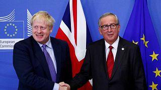 Accord de Brexit : Johnson espère le soutien du Parlement britannique
