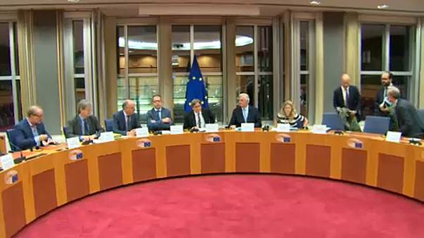 """Представитель ЕС: """"Договор о """"брексите"""" согласован"""" - Рейтер"""