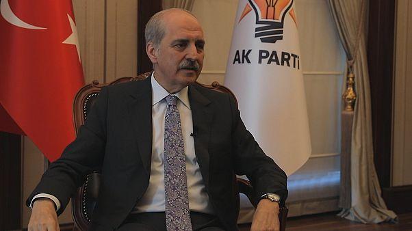 Video | Numan Kurtulmuş: Bir mektup yazdık, Türkiye ona göre şekillensin diyecekleri bir Türkiye yok