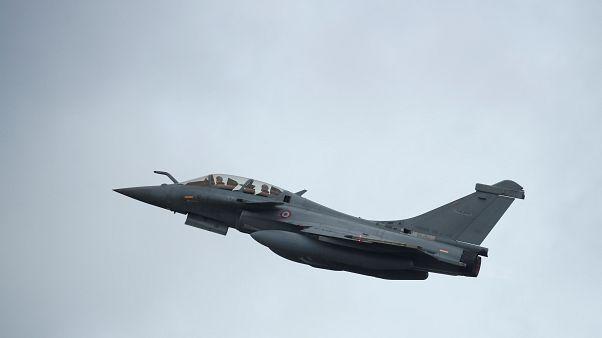 Fransız Rafale savaş uçağı