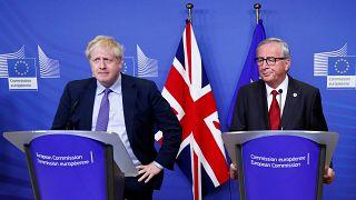 Los 27 respaldan el acuerdo para el Brexit alcanzado con Reino Unido