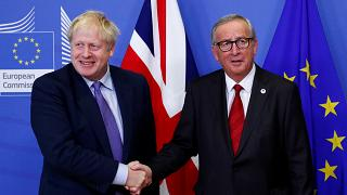 Watch: Brexit deal agreed but Boris Johnson now faces battle back home