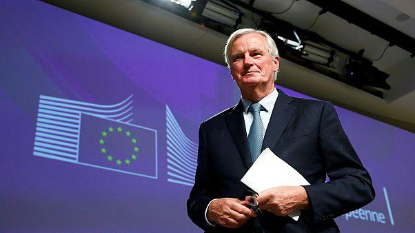 كبير المفاوضين في الاتحاد الأوروبي ميشيل بارنييه