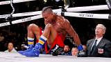 Muere el boxeador Patrick Day por las lesiones cerebrales en un combate