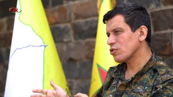 مظلوم عبدي، قائد قوات سوريا الديمقراطية