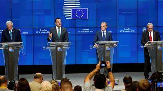 Σύνοδος Κορυφής: Υιοθετήθηκαν τα συμπεράσματα για το Brexit