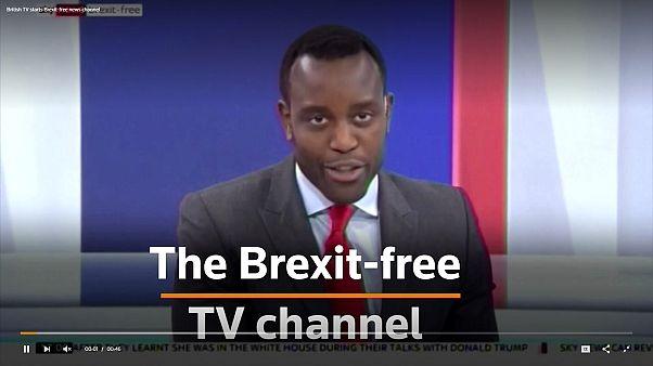 Brexit haberlerinizden mi sıkıldınız? İngiliz kanalı Brexit haberi yayınlamayan kanal kurdu