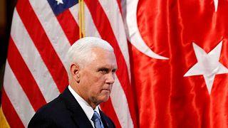 L'offensive turque dans le nord de la Syrie suspendue pendant cinq jours
