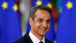 Μητσοτάκης: Ελλάδα και Ευρώπη δεν μπορεί να εκβιάζονται από την Τουρκία