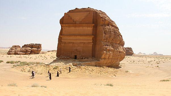 Tombs at Hegra, Mada'in Saleh