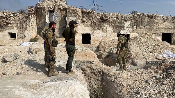 Suriye İnsan Hakları Gözlemevi: SDG'den 224, Suriye Milli Ordusu'ndan 184 kişi öldü