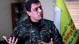 SDG Komutanı: Trump, SDG ile Suriye ordusu arasındaki olası anlaşma fikrine karşı çıkmadı