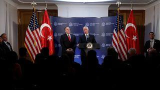 ABD ile Türkiye arasında anlaşma: Barış Pınarı'na 120 saat ara; YPG bölgeden çekilecek