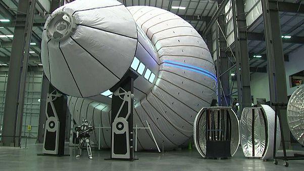 """شاهد: """"ناسا"""" تعرض مساكن رواد الفضاء التي ستستخدم قريباً على سطح القمر"""