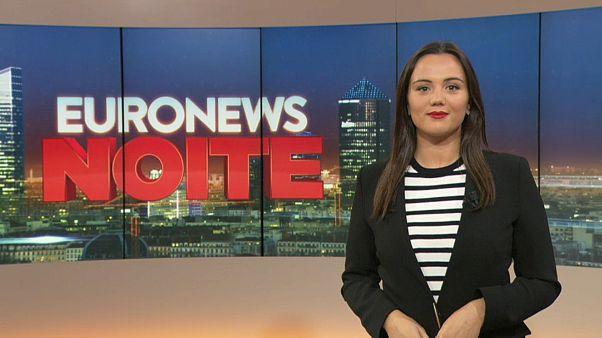 Euronews Noite | As notícias do Mundo de 17 de outubro de 2019