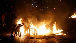 Δυο νεκροί από επεισόδια σε διαδηλώσεις στο Λίβανο για τα μέτρα λιτότητας