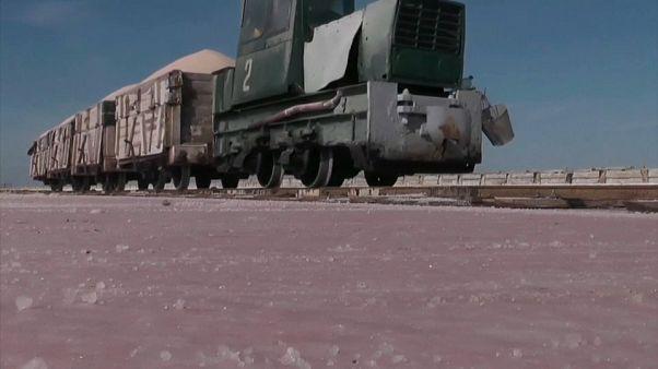 Крымские соледобытчики бьют тревогу