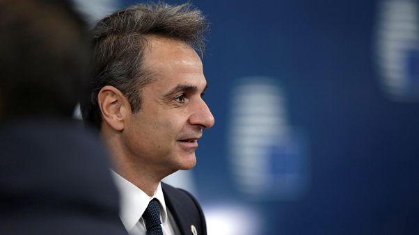 Μητσοτάκης στο euronews: Η Συμφωνία των Πρεσπών να τηρηθεί στο ακέραιο