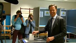 European elections in Netherlands taking place in climate of polarisation