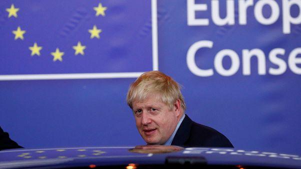 Ha llegado 'finalmente el momento' de apoyar el Brexit, pide Boris Johnson a los Comunes