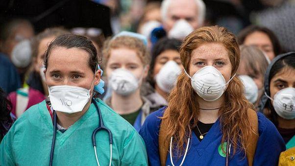 """""""Nicht nur Hippie-Veganer"""": Bauern, Ärzte, Anwälte schließen sich Extinction Rebellion an"""