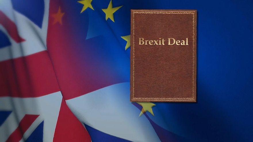 Das steht im Brexit-Vertrag