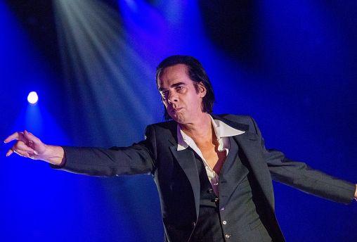 Nick Cave koncertje Budapesten 2018. június 21-én