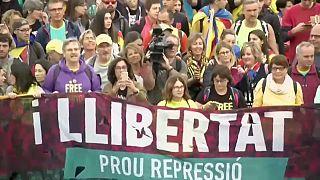 Παραλύει η Βαρκελώνη λόγω των διαδηλώσεων υπέρ της ανεξαρτησίας