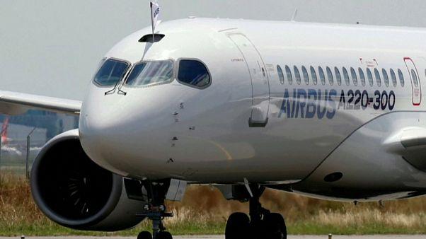 Nach Triebwerksprüfung: A220 der Swissair darf wieder starten