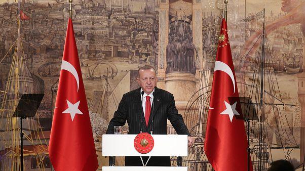 Erdoğan: Türk askeri Güvenli Bölge'den ayrılmayacak
