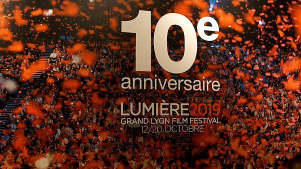 Francis Ford Coppola sacré au festival Lumière de Lyon