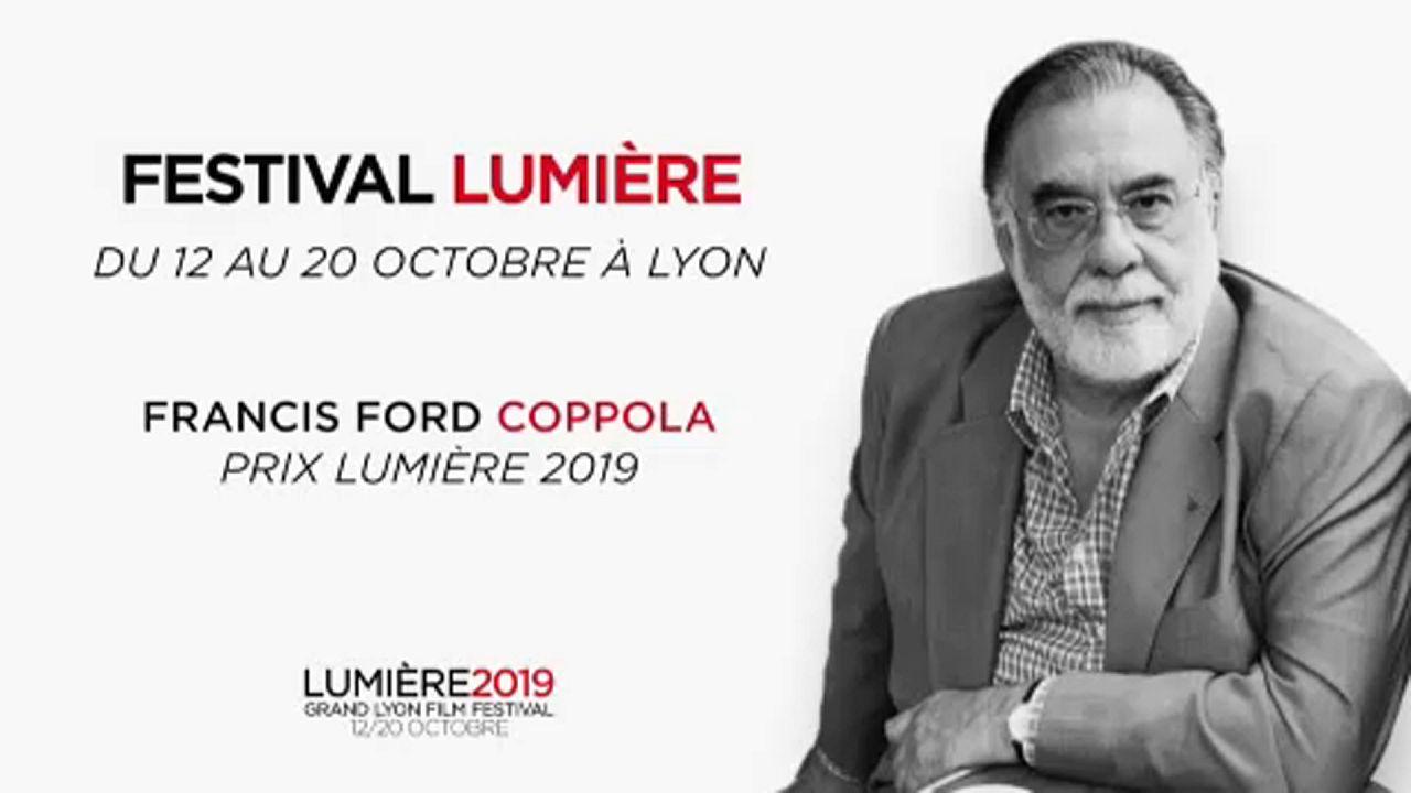 Francis Ford Coppola kapja az idei Lumiére-díjat